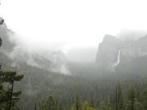 Yosemite National Park, One of the classical postcard shots. 2011.